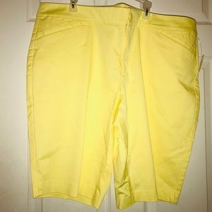 🆕 Coldwater Creek Woman shorts Sold as is Size 20